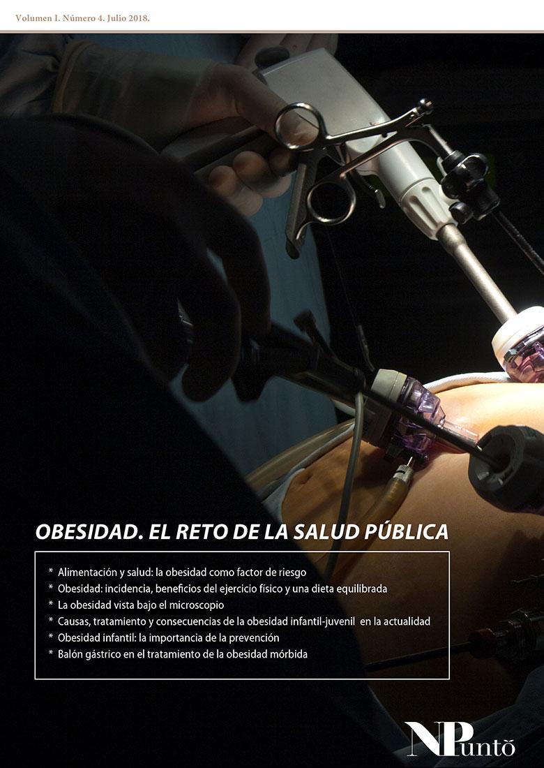 Portada de Obesidad: El reto de la salud pública